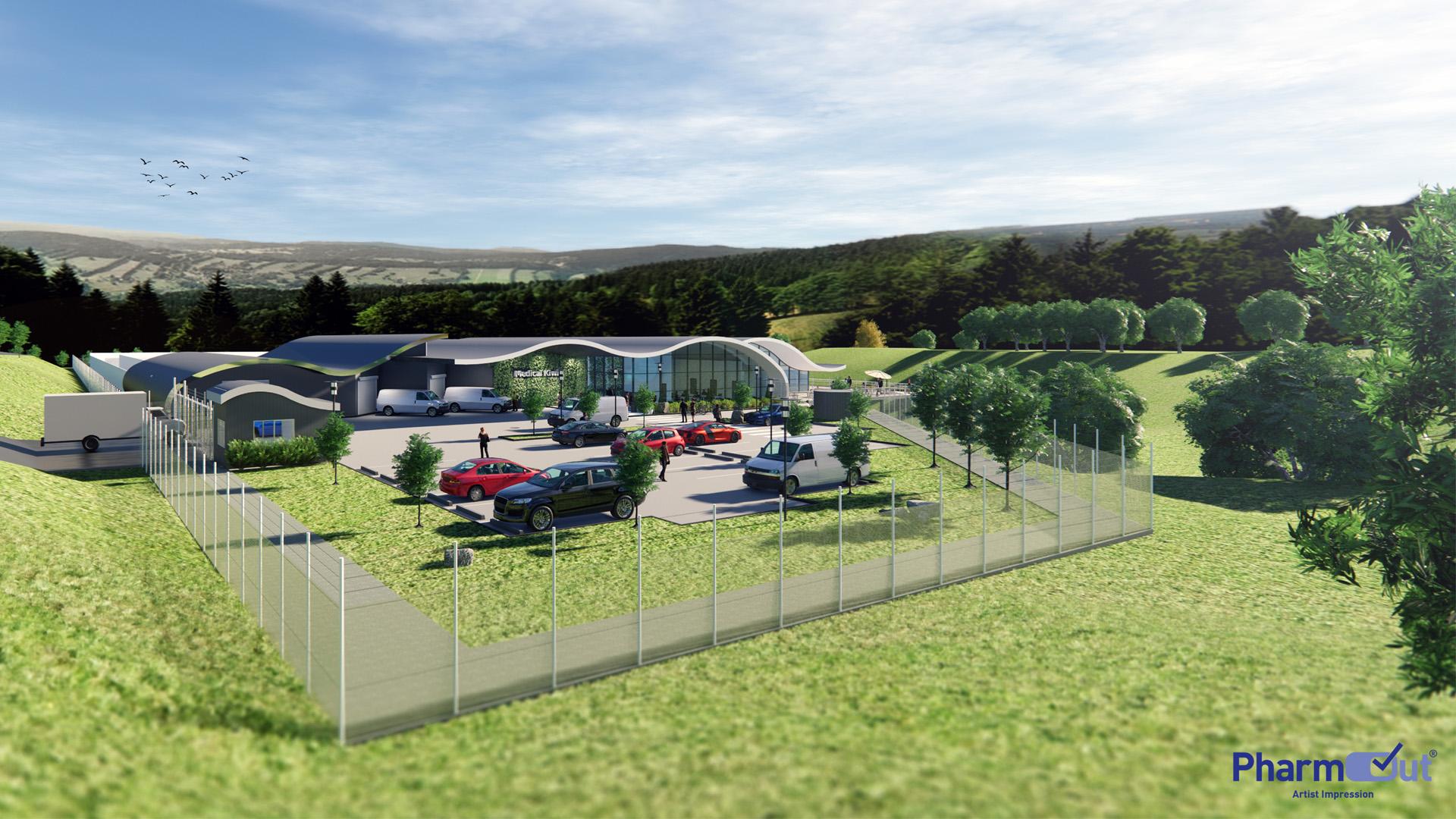 Medical Kiwi facility in Nelson, New Zealand